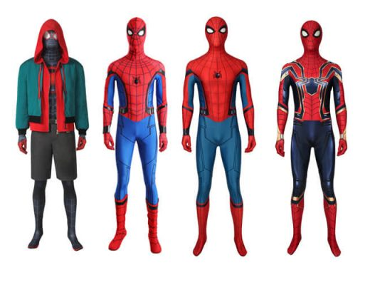 Best Seller Spiderman Cosplay Costume
